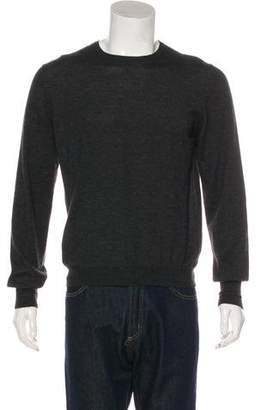 Saint Laurent Cashmere Crew Neck Sweater