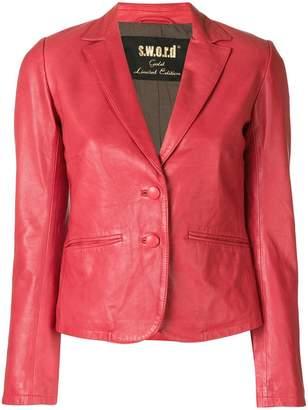 S.W.O.R.D 6.6.44 blazer-style jacket