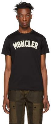 Moncler Genius 2 1952 Black Logo T-Shirt