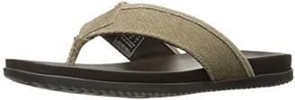 Ben Sherman Men's Milo Thong Dress Sandal