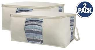 Rebrilliant Canvas Underbed Storage Bag