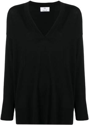 Allude loose-fit jumper