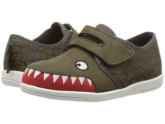 Emu Croc Sneaker (Toddler/Little Kid/Big Kid)