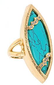 Melinda Maria Turquoise Sassy Ring