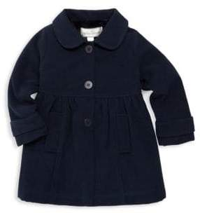 Widgeon Little Girl's& Girl's Faux Fur School Coat