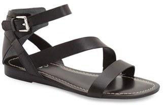 Franco Sarto 'Gracie' Ankle Strap Sandal $68.95 thestylecure.com