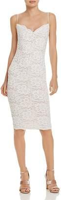 Nookie Paris Lace Midi Dress