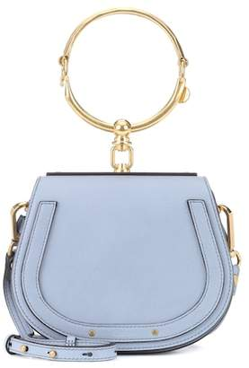 Chloé Small Nile leather bracelet bag