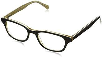 A. J. Morgan A.J. Morgan Women's Old School Rectangular Reading Glasses
