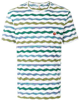 Missoni Mare zig-zag striped T-shirt
