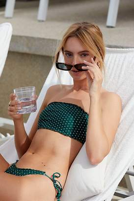 Stone Fox Swim Java Bikini Top
