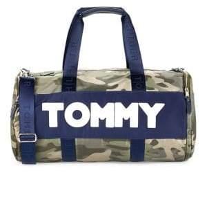 Tommy Hilfiger Tommy Nylon Camo Duffel Bag