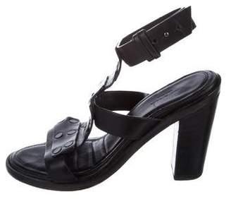Rag & Bone Leather Studded Sandals