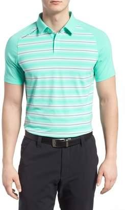 Under Armour Threadborne Boundless Regular Fit Polo Shirt