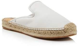 Sam Edelman Women's Kerry Leather Espadrille Mules