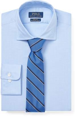 Ralph Lauren Custom Fit Glen Plaid Shirt