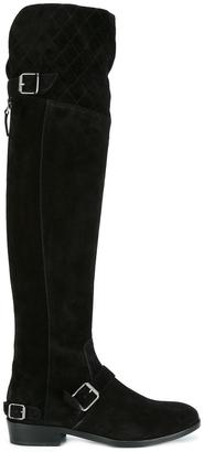 Belstaff 'Taylour' knee high boots $872.39 thestylecure.com