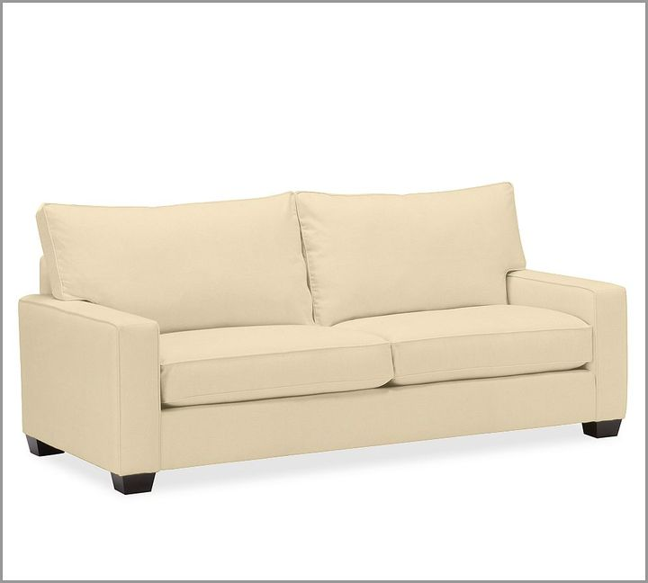 PB Comfort Square Upholstered Grand Sofa