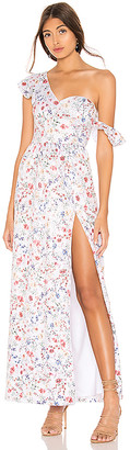 Majorelle Regan Maxi Dress