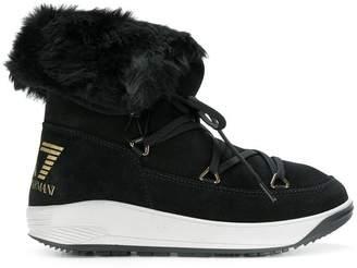 Emporio Armani Ea7 snow boots