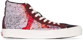 x Ralph Steadman OG SK8 hi-top sneakers