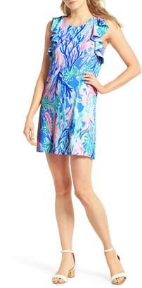 Lilly Pulitzer R) Esmeralda Shift Dress