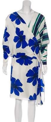 Chloé Draped Silk dress w/ Tags