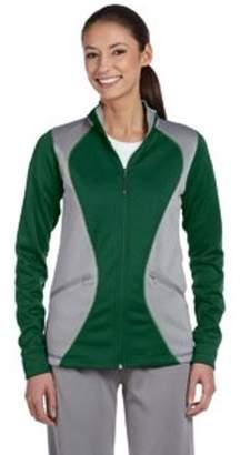 Russell Athletic Ladies' Tech Fleece Full-Zip Cadet FS7EFX