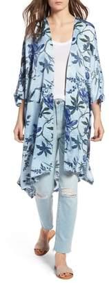 Treasure & Bond High/Low Kimono