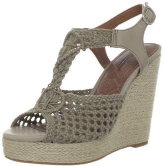 Lucky Brand Women's Rilo Wedge Sandal