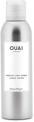 Ouai Medium Hair Spray $26 thestylecure.com