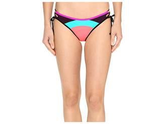 Body Glove Borderline Tie Side Mia Bottoms Women's Swimwear