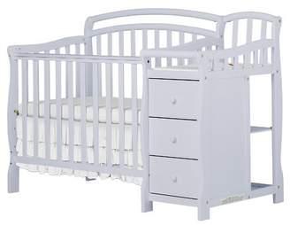 Dream On Me Casco 4-in-1 Convertible Crib and Changer