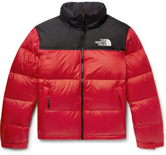 The North Face 1996 Retro Nuptse Quilted Nylon-Ripstop Hooded Down Jacket