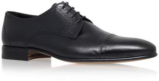 Stemar Toe Cap Leather Derby