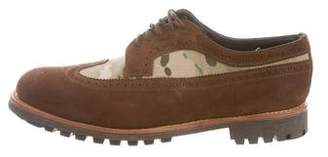Mark McNairy New Amsterdam Wingtip Oxford Brogues