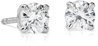 LeVian Suzy Diamonds Suzy 14K 0.75 Ct. Tw. Diamond Studs