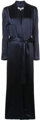 Galvan robe duster coat