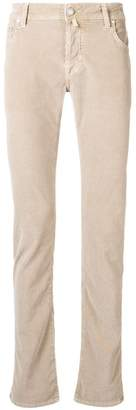 Jacob Cohen corduroy straight trousers