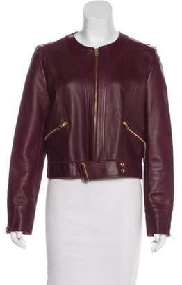 IRO Leather Broome Jacket