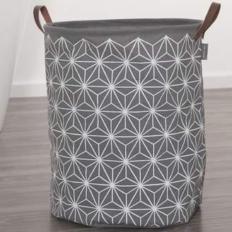 Laundry by Shelli Segal Sealskin Triangle Hamper
