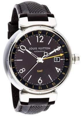 Louis Vuitton Tambour GMT Watch