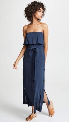 Vix Paula Hermanny Glenda Long Dress