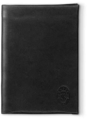 Maxx And Unicorn Maxx & Unicorn Passport Wallet in Black