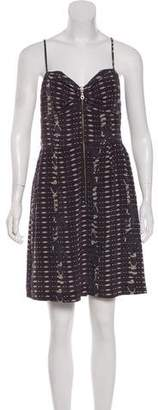 Vena Cava Silk Slip Dress
