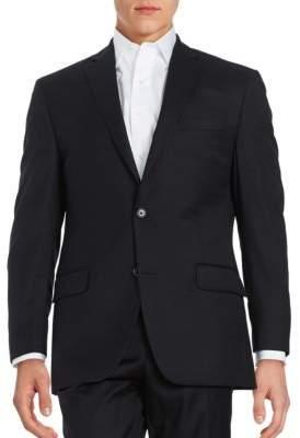 Michael Kors Two-Button Wool Jacket
