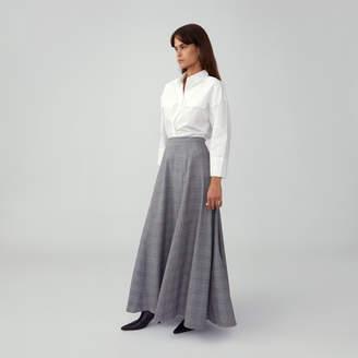 Fame & Partners A Line Maxi Skirt