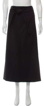 Protagonist Belted Midi Skirt w/ Tags