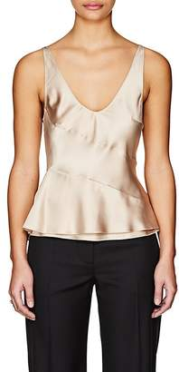 Narciso Rodriguez Women's Silk Charmeuse Evening Top