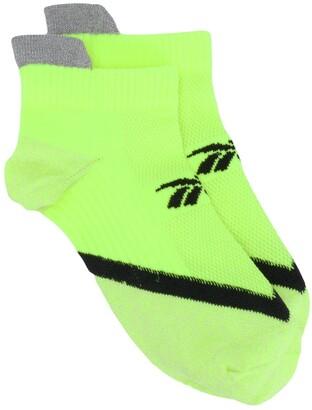Reebok x Victoria Beckham logo running socks